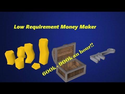 OSRS - Money Making 600k + an hour!