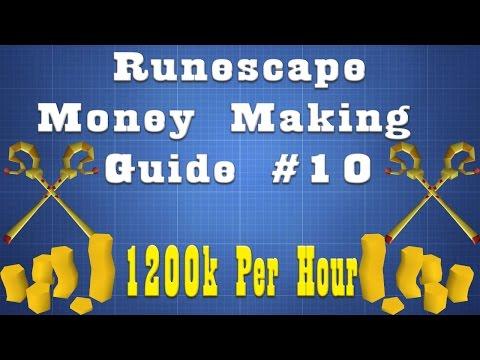 1.2M/HR Money Making Guide (Low Requirement) RNG Heavy Method [Episode 10]