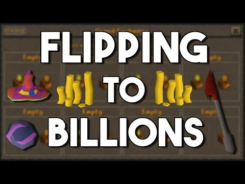 Flipping to Billions In Oldschool Runescape (50M to 1B) Episode #1 [OSRS]