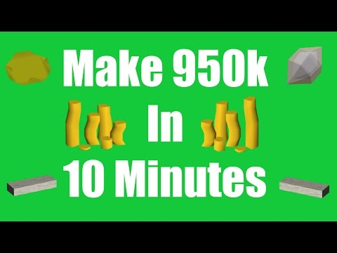 [OSRS] Make 950k in 10 Minutes Buying From This Shop! - Oldschool Runescape Money Making Method!