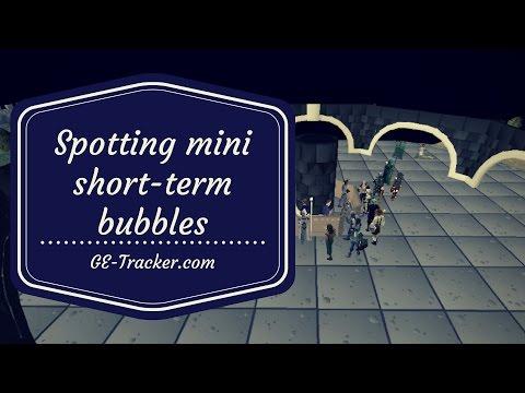 [OSRS Merching/Flipping] -- Spotting mini short-term self imploding bubbles