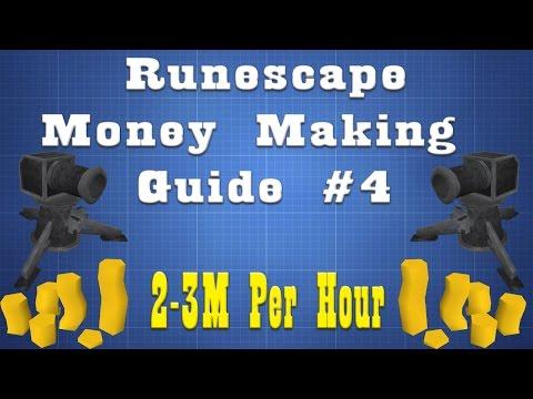 THE RICH GET RICHER 2-3M PER HOUR!!! [Money Making Guide Pt 4]