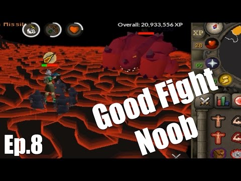 Noob With A MILL Episode 8 [Old School Runescape]