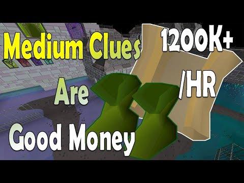 Medium Clues Are Really Profitable   Money Making Method 1.2M+/Hr