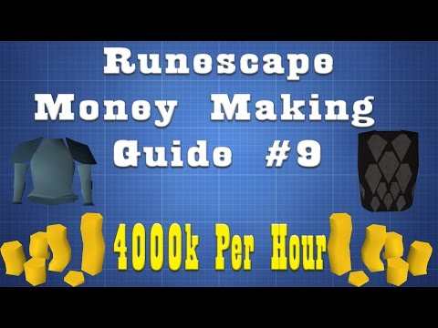 4M+ GP/HR Old School RS High Req Guide   The best money in the game Episode 9