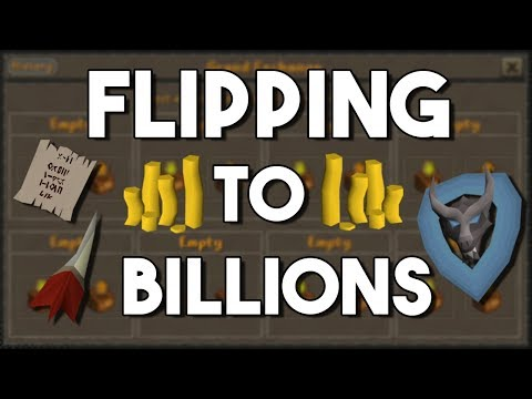 Flipping to Billions In Oldschool Runescape (50M to 1B) Episode #4 [OSRS]