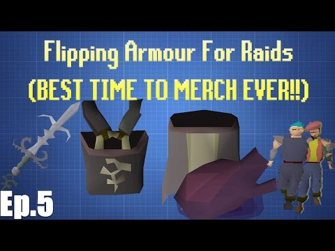 Flipping Gear Needed For Raids 6M in An HOUR!! [Episode 5]