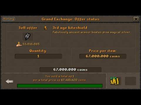 OSRS 12M PROFIT IN 1 FLIP - BANK WAS MADE (2 Mins Work)
