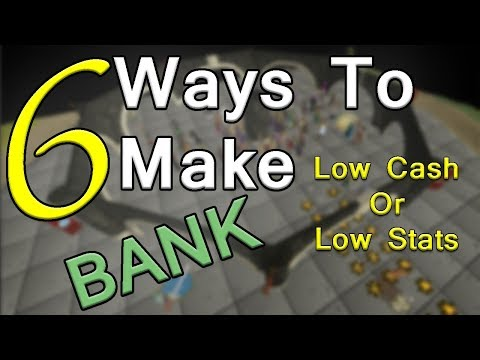 6 Tips/Tricks To Make Money If You Have No Cash Or No Stats