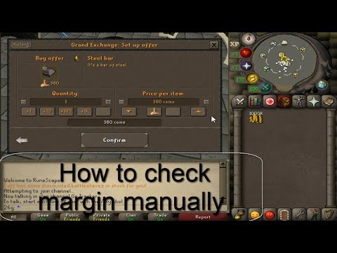OSRS Talk About F2P Market, What To Flip In F2P
