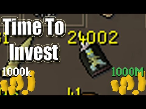Investing And Gains [Noob With A Mill 13]