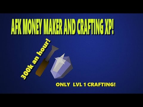 OSRS - AFK Money Maker! NO REQUIREMENTS 300K AN HOUR!