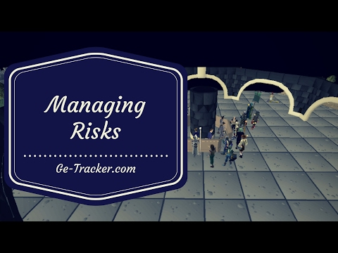 [OSRS Flipping] Managing money and risks